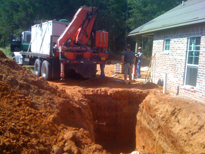 Septic Tank Installation Tyler, Longview and East Texas